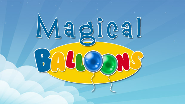 Logo Magical Balloons